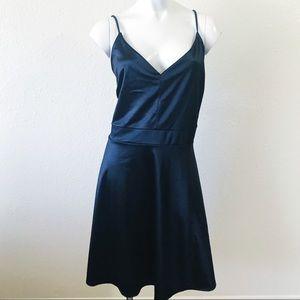 NWT   SKY BLUES   ASYMMETRICAL   BLACK DRESS T8